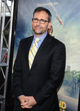 Steve Carell attended the LA premiere of Seeking a Friend For the End of the World.