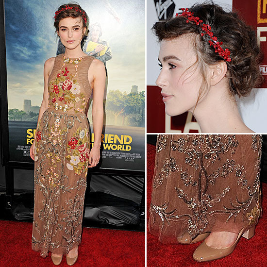 Keira Knightley Leaves Us Totally Breathless in Valentino — See Every Angle