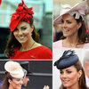 The Best Looks From Kate Middleton&#039;s Hat Collection: All The Photos!