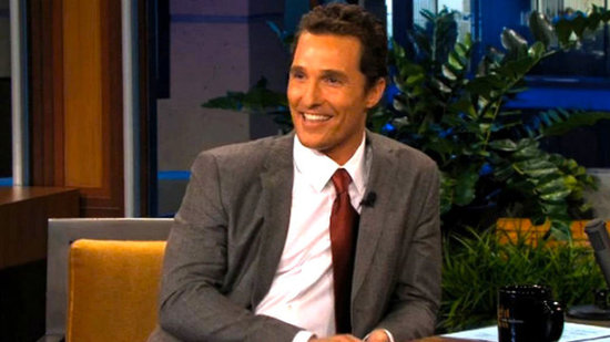 "Video: Matthew McConaughey's Proposal Shocker — Camila's First Words ""Were Not Yes!"""
