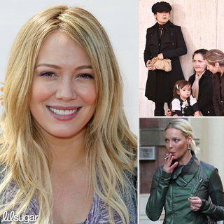 Celebrity Moms Smoking