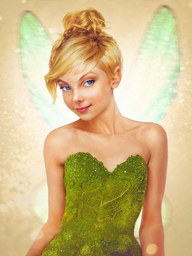 """""""Real Life"""" Tinkerbell"""