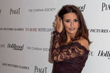 Penelope Cruz wore Emilio Pucci to a screening of To Rome With Love.