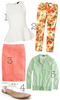 Lauren Conrad Summer Office Attire Picks