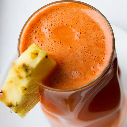 Fresh-Pressed Juice Recipes