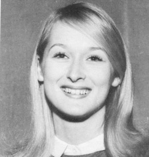 Meryl Streep in High School