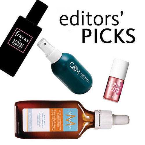 The Five Beauty Products Our Editors Wish For This Week