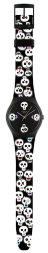 SWATCH JOINS FESTIVITIES FOR MEXICO&#039;S DIA DE LOS MUERTOS