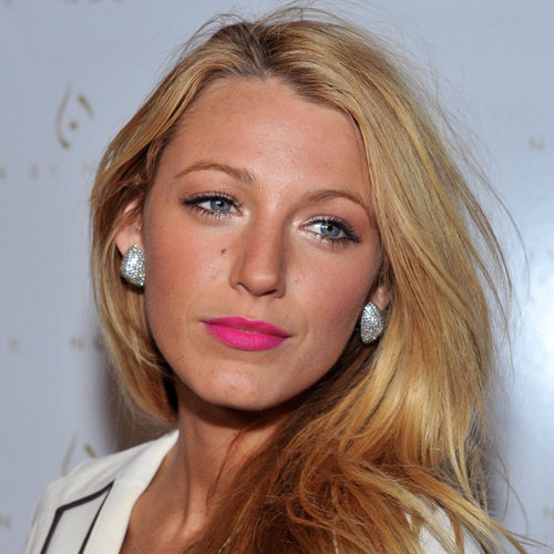 Blake Lively to Front Gucci's Latest Fragrance Offering — Première