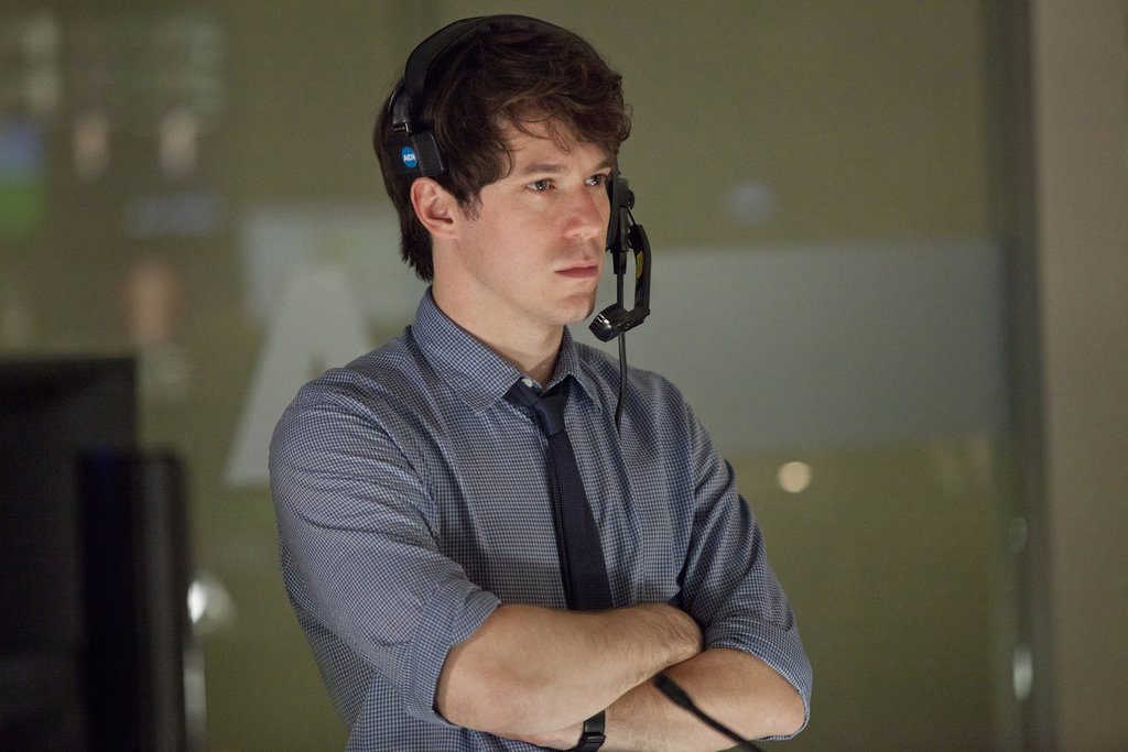 John Gallagher Jr. on The Newsroom.