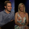 Elizabeth Banks and Chris Pine People Like Us Interview