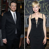 Michelle Williams Celebrates Her New Movie With Jason Segel