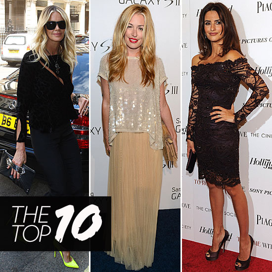 Fab's Top 10 Celebrity Looks of the Week — Elle, Penelope, Cat, and More!