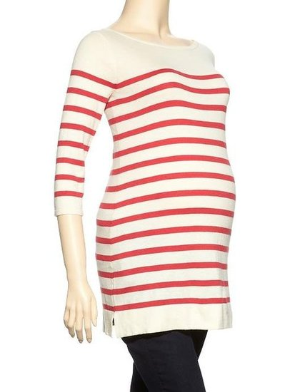 Gap Striped Tunic Sweater ($45)
