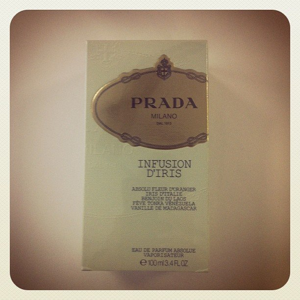 Ah Prada, you've done it again.