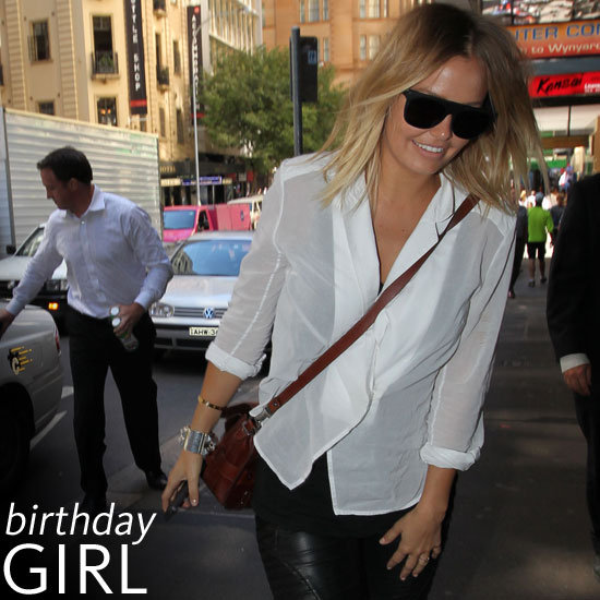 Happy Birthday Lara Bingle! Celebrate Her 25th By Looking Back At Her Best Wardrobe Moments