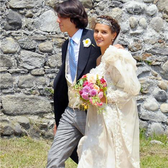 Inside Margherita Missoni's Gorgeous Country Wedding