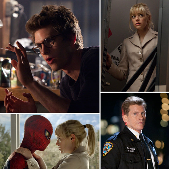 Check Out All of the Pictures From The Amazing Spider-Man