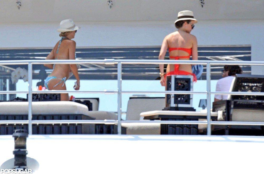 Kate Hudson Has Bikini Time With Baby Bingham!