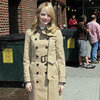 Emma Stone David Letterman Pictures