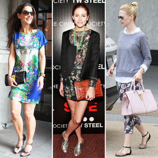 Celebrities Wearing Zara