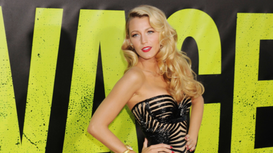 Blake Lively Heats Up the Savages Carpet With Her Bombshell Style