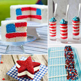 From Sweet Stars to Patriotic Pops - 14 Desserts For Memorial Day