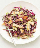 Chicken and Cabbage Soba Salad
