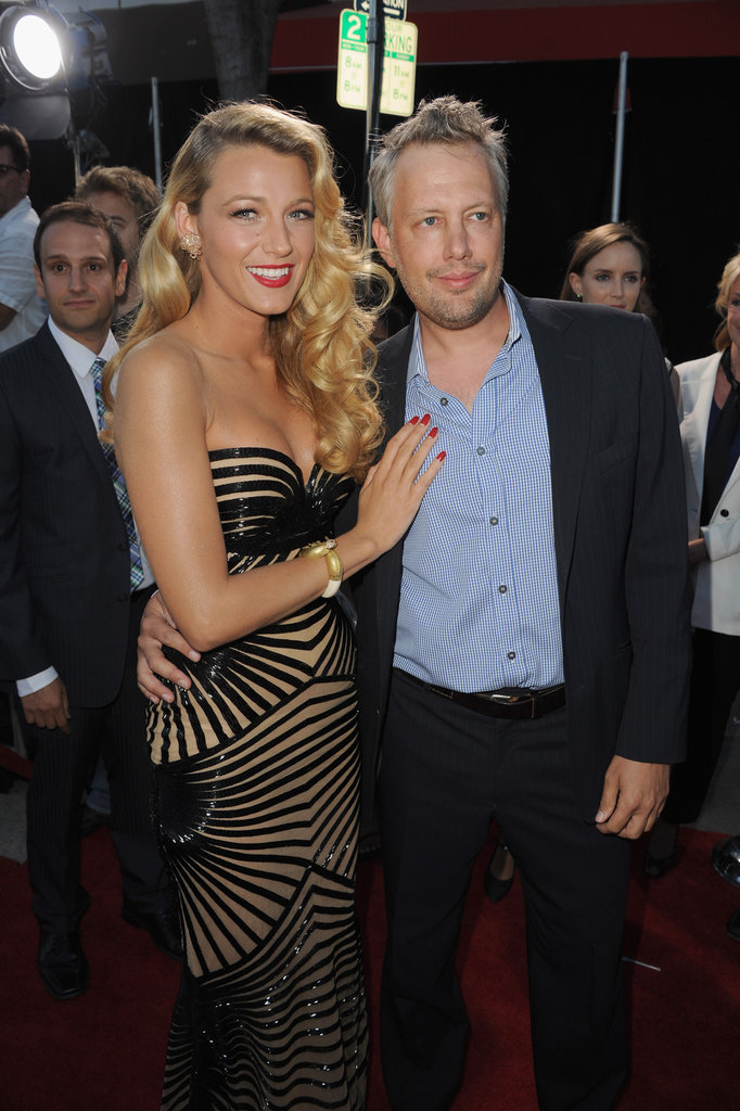 Blake Lively and Eric Kopeloff
