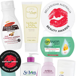2012 BellaSugar Australia Beauty Awards: Vote For the Best Body Moisturiser