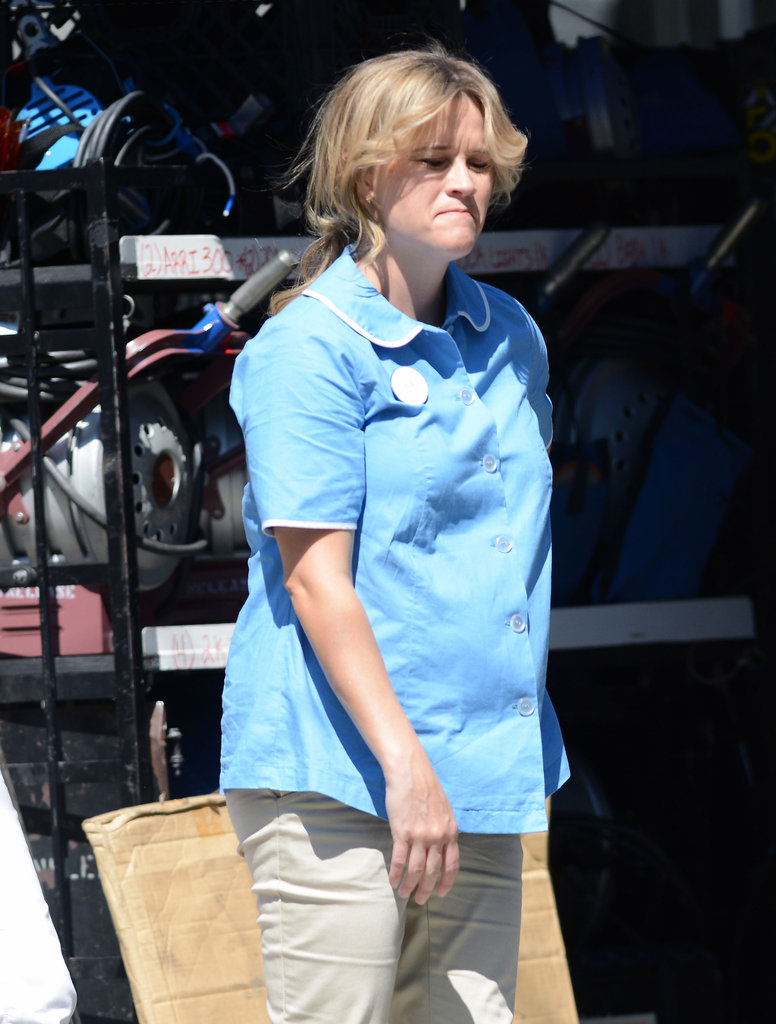 Reese Witherspoon was in Atlanta to film Devil's Knot.