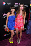 Carly Rae Jepsen and Selena Gomez