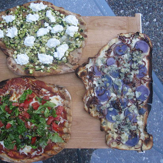 5 Grilled Pizzas to Feed a Crowd