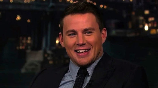 Video: See Channing Tatum's Matthew McConaughey Impression!