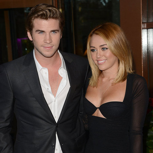 Watch Miley Cyrus and Liam Hemsworth Arrive at the Australians in Film Event