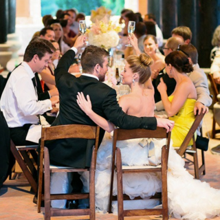 Tips For Giving a Wedding Toast