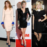 Princess Beatrice and Pixie Lott in Contrast Cuff Dress Trend