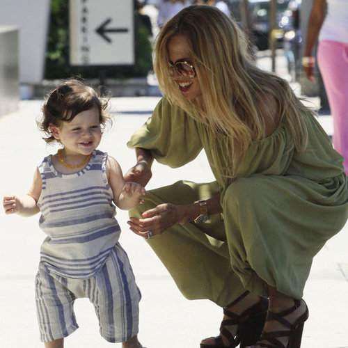 Rachel Zoe Walks in LA With Skyler Berman Pictures
