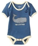 "Hatley ""The Captain"" Bodysuit ($20)"