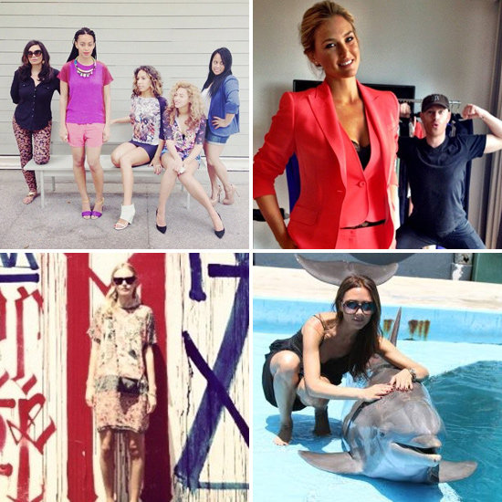 Candids: See What Victoria Beckham, Bar Refaeli, Beyonce & More Have Been Up to This Week