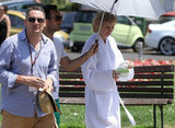 Naomi Watts Makes a Royal Appearance as Princess Diana