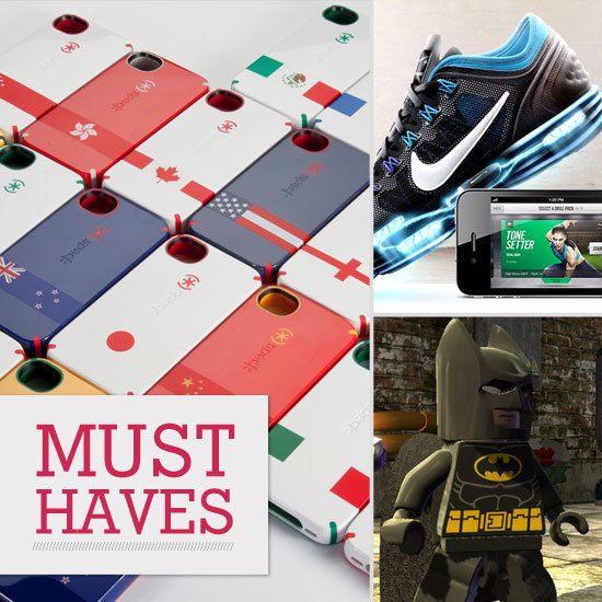 GeekSugar's July Must Haves