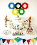 Plan an Olympic Party