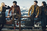Bally Fall 2012 Ad Campaign