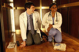 Bill Hader and Mindy Kaling on The Mindy Project. Photo courtesy of Fox