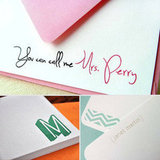 Get Personal: Custom Stationery For Every Budget
