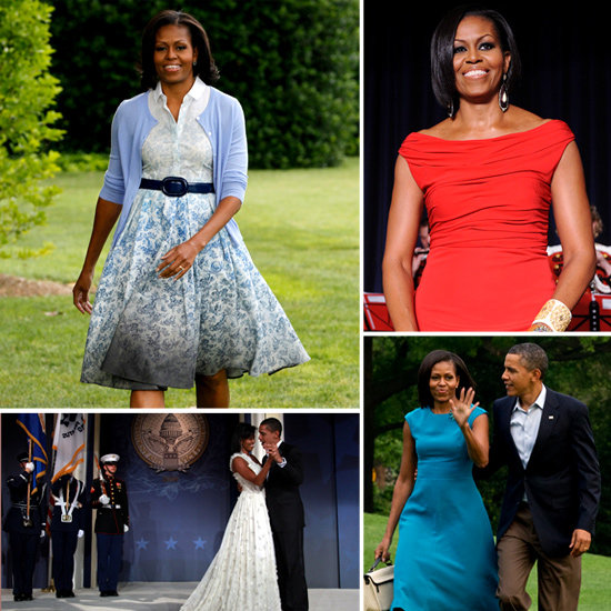 Independent Woman: Celebrate the Fourth With the First Lady's Most Amazing Looks