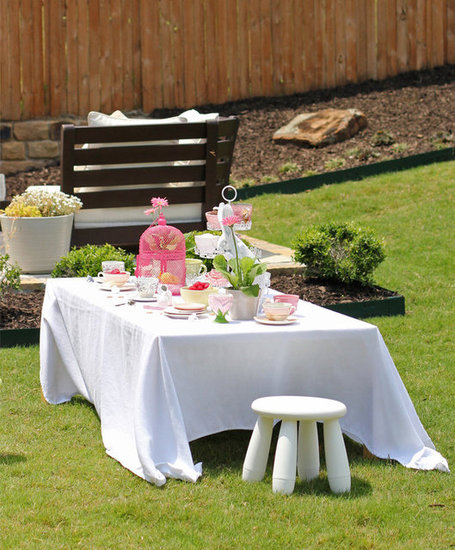 Tea Party Table