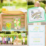 Lemonade Stand Printables (free)
