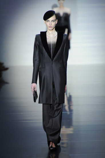 Giorgio Armani Priv Fall 2012 